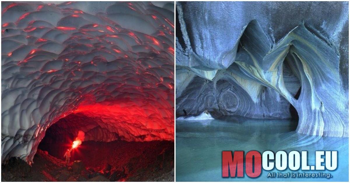 15 csodálatos barlang a föld különböző pontjairól, amit kár lenne nem ismerni.
