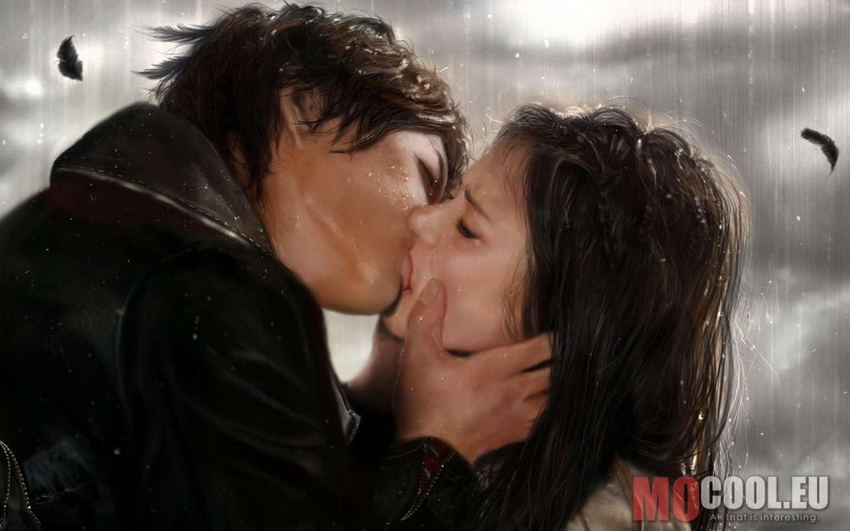 hogyan csókolj meg, ha érzed a szád szagát)