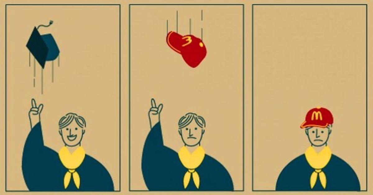 16 illusztráció, ami jól bemutatja a mai világunkat