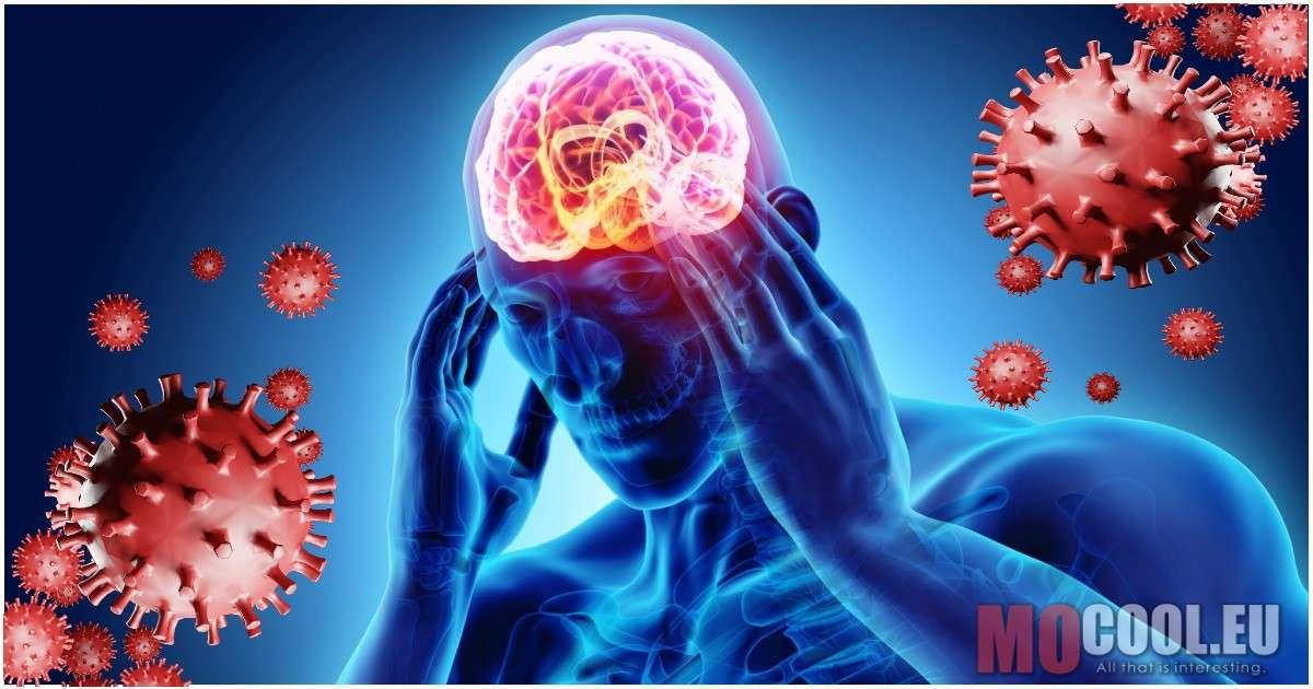 Több száz gyógyult Covid-beteg EEG-je bizonyítja, hogy agyi károsodást okozhat a koronavírus!