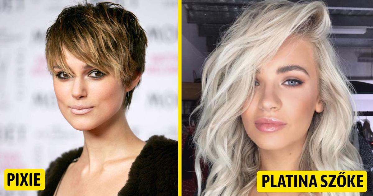 9 népszerű frizura, ami 2021-ben már nem divatos