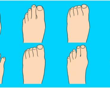 A lábad formája és lábujjaid hossza elárulja, milyen a személyiséged