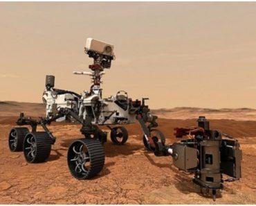 Sikeresen landolt a Marson a Perseverance szonda