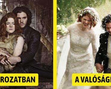 15 film, melyek szereplői a valóságban is egymásba szerettek