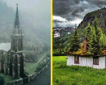 20 kísérteties hely a Földön, mely egyszerre félelmetes és gyönyörű