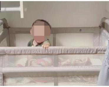 """Szekrénybe költöztette gyerekét egy édesanya, mert nem volt hely a lakásban – """"Ha a gyerekem boldog, akkor én is"""""""