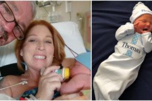 """Menopauza alatt lett terhes – """"Nem voltam felkészülve egy újabb babára, az orvosok is azt mondták nem lehet"""""""